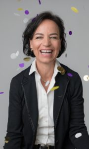 Irene Wüest Portrait