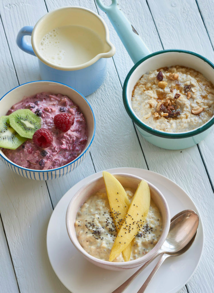 Birchermüesli Rezept Hiltl Urbanrise Frühstück