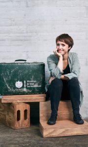 Gina Schöler Portrait Glück Urbanrise