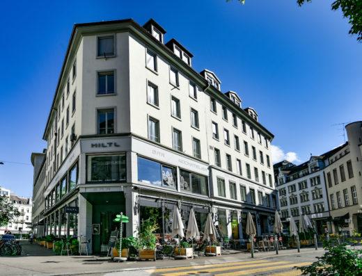 Du suchst ein vegetarisches Restaurant in Zürich?