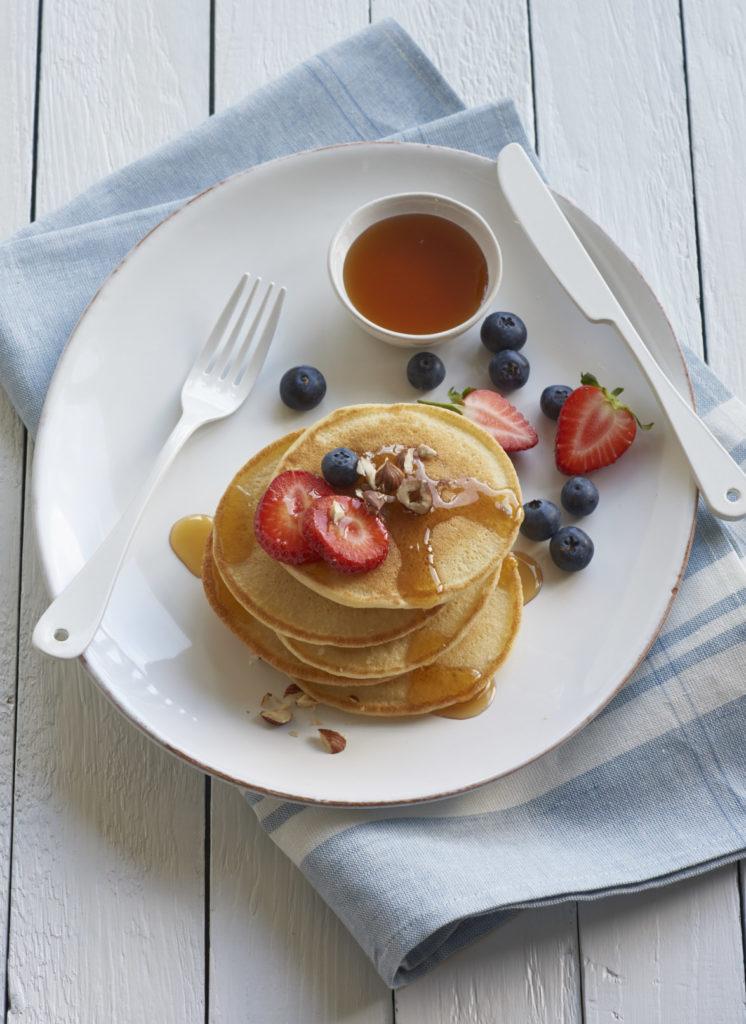 Pancake Rezept Hiltl Frühstück
