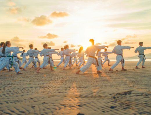 Tai-Chi - Was das meditative Muskeltraining bringt Morgenroutine