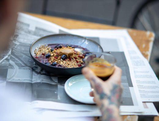 Wo kann man in Zürich vegan frühstücken?
