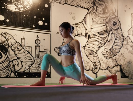 Vinyasa Yoga Beschrieb