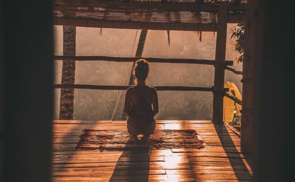 Yin Yoga am Morgen