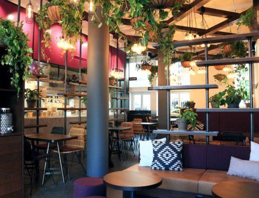 Du suchst ein plantbased Restaurant in Zürich? Auf ins Beetnut!