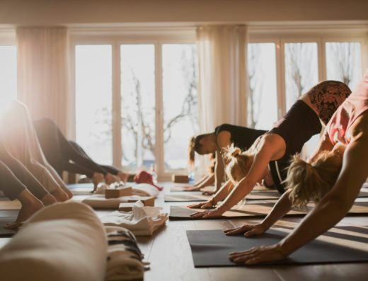 ATHAYOGA morgens Yoga in Zürich
