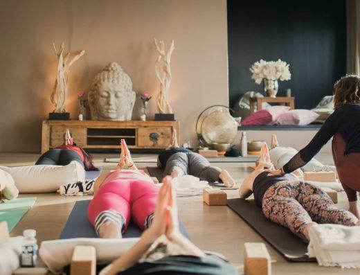 ATHAYOGA Yoga am Morgen